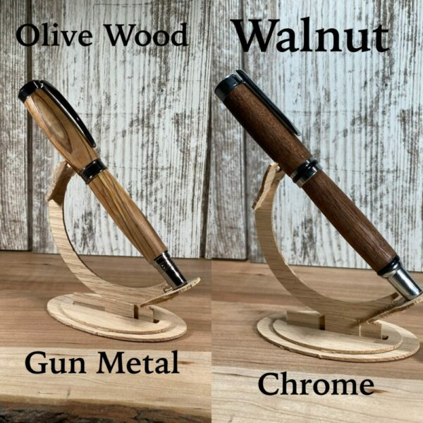 Olive Handcrafted Wood Pen