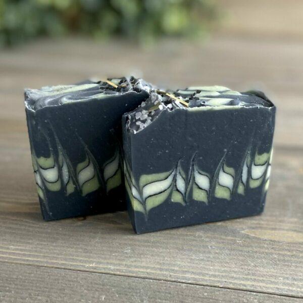 Patchouli Mint Artisan Soap