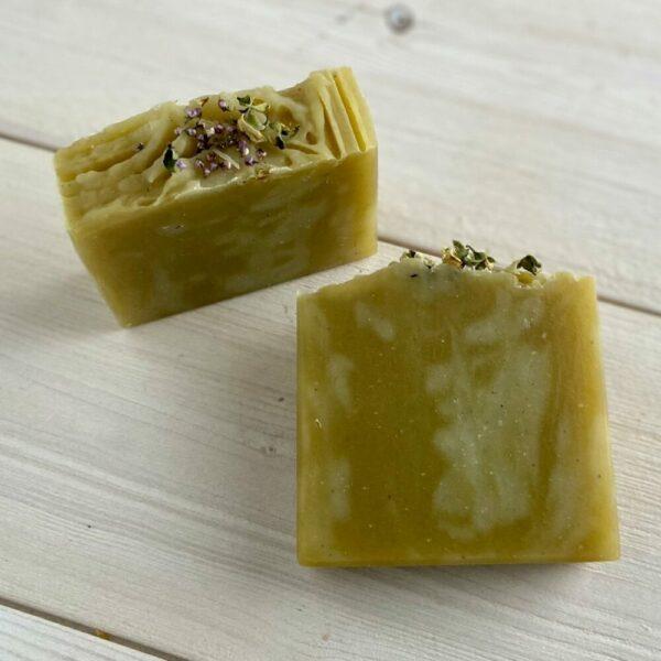 Sweet Grass Artisan Soap