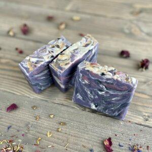 White Musk & Magnolia Silk Artisan Soap