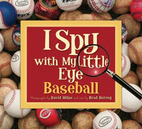 I Spy with My Little Eye: Baseball