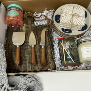 Welcome Home Deluxe Gift Box