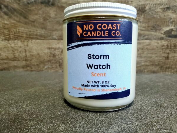Storm Watch Candle