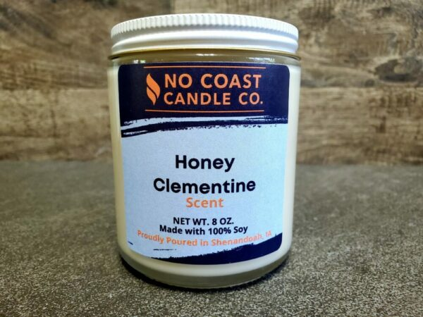 Honey Clementine Candle