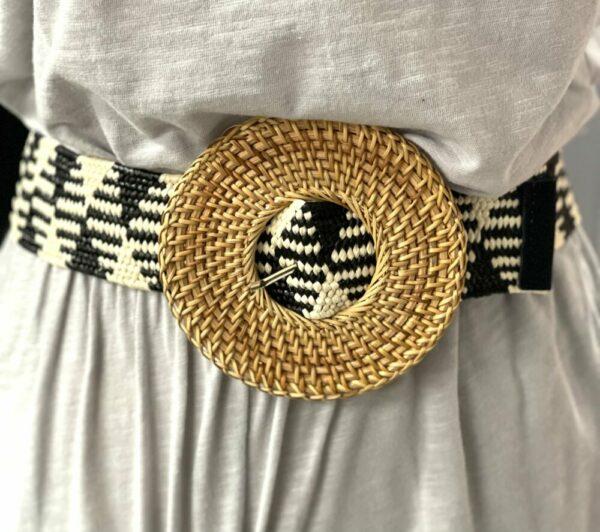 Anthropology Summer Belts-Pattern Round