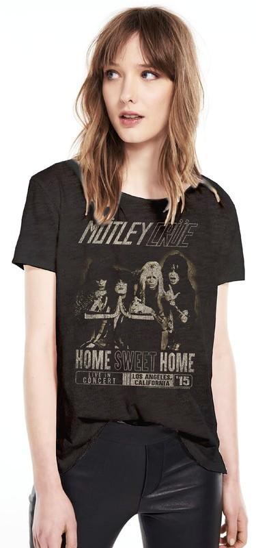 Motley Crue Home Sweet Home Tee