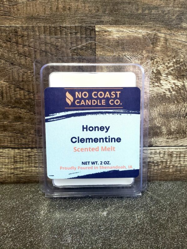 Honey Clementine Wax Melt