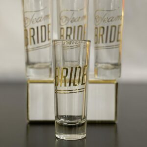 Bride Tribe Shot Glasses