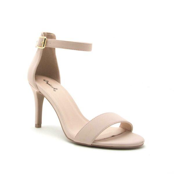 Quipid-Cullen-Nude Sandal