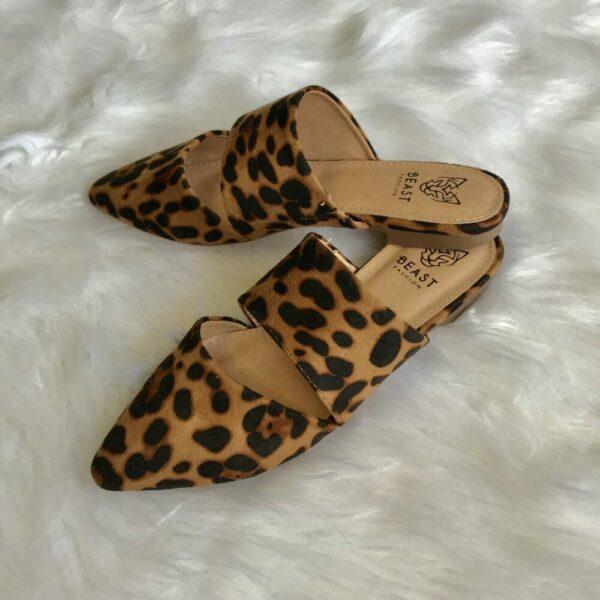 Beast-Maisy Leopard Mules