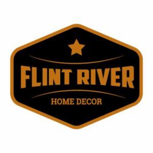 logo for Flint River Home Decor, Shop Iowa