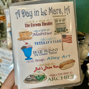 A Day in Le Mars – Note Cards
