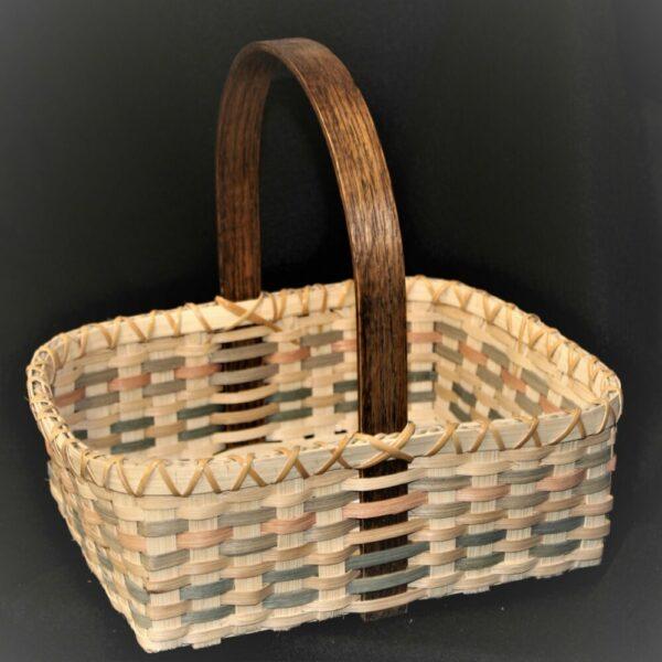 """Field of Dreams"" Handmade Basket by Artist Doug Sickler"