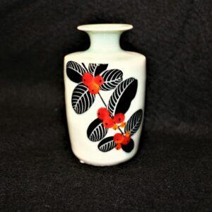 """Honeysuckle Vase"" Ceramic Vase by Artist Yoko Sekino Bove"