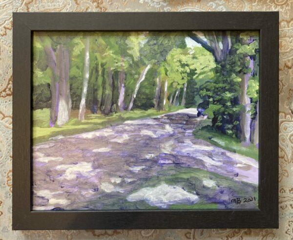 Iowa Landscape Paintings by Mark Benesh