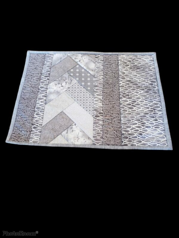 Shades of Gray Placemat