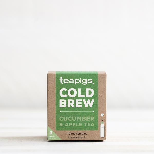 Tea Pigs – Cold Brew – Cucumber & Apple Tea
