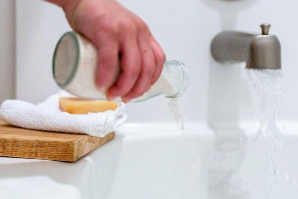 RELAX – Coconut Milk Bath Soak