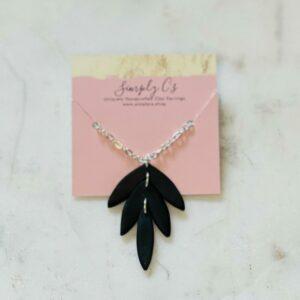 Midnight Stassi Necklace