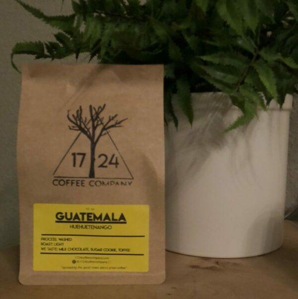 GUATEMALA Huehuetenango Whole Bean Coffee