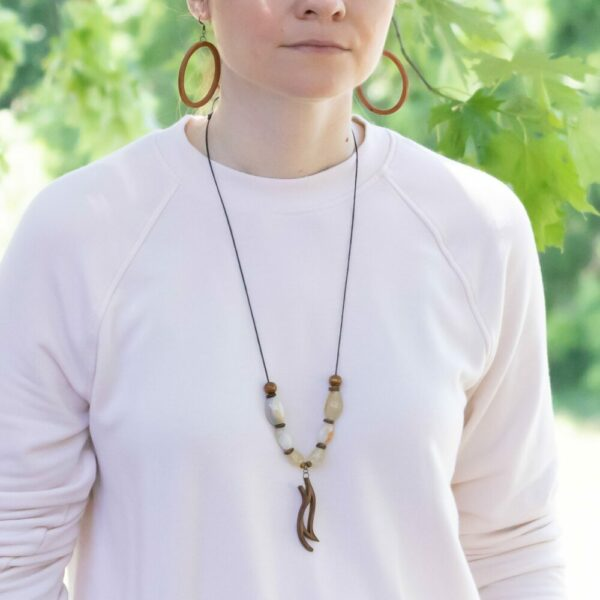 Streamlet ll Necklace