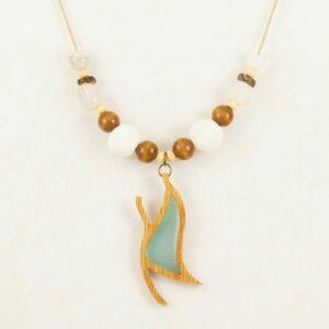Wavelet Necklace