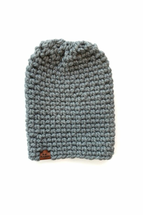 Simple Slouch Hat | Slate