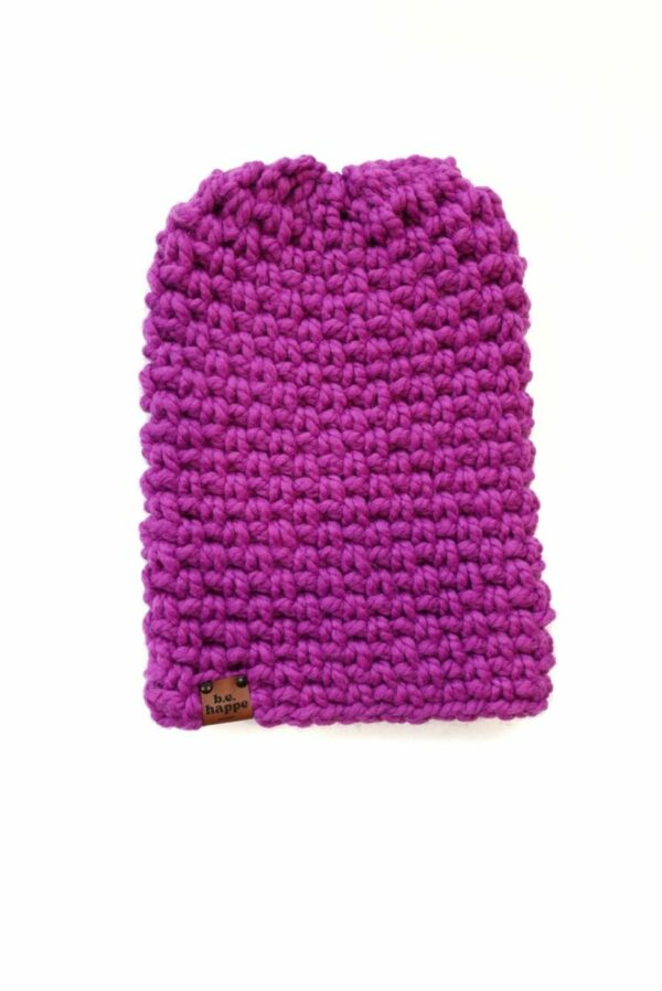 Simple Slouch Hat   Lollipop