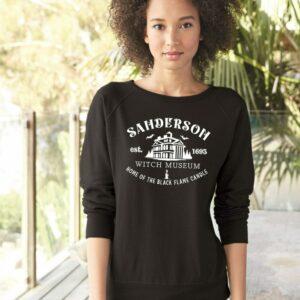 Sanderson Witch Museum Crewneck Sweatshirt