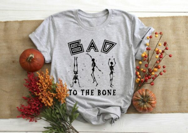Bad To The Bone Tee