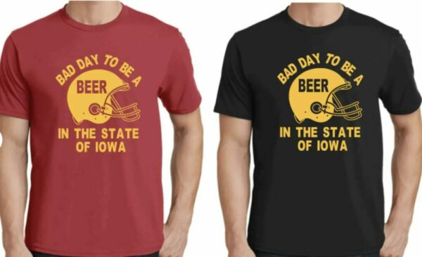 Bad Day To Be A Beer Tee