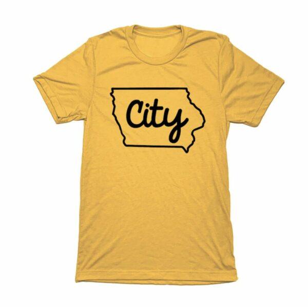Iowa City Tee