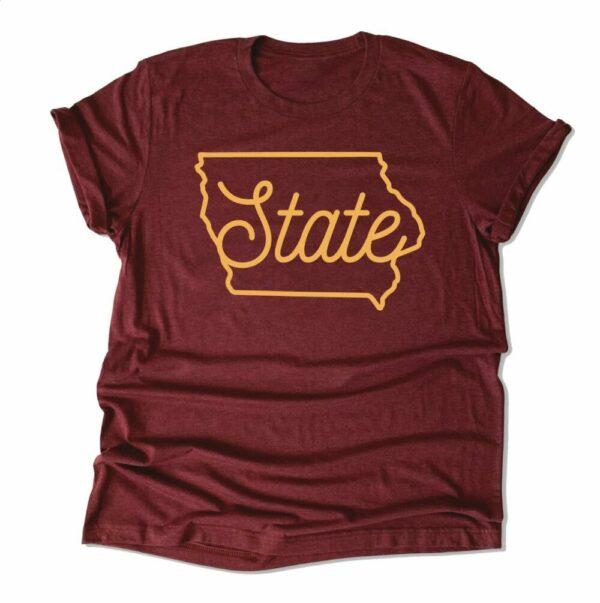 Iowa State Tee