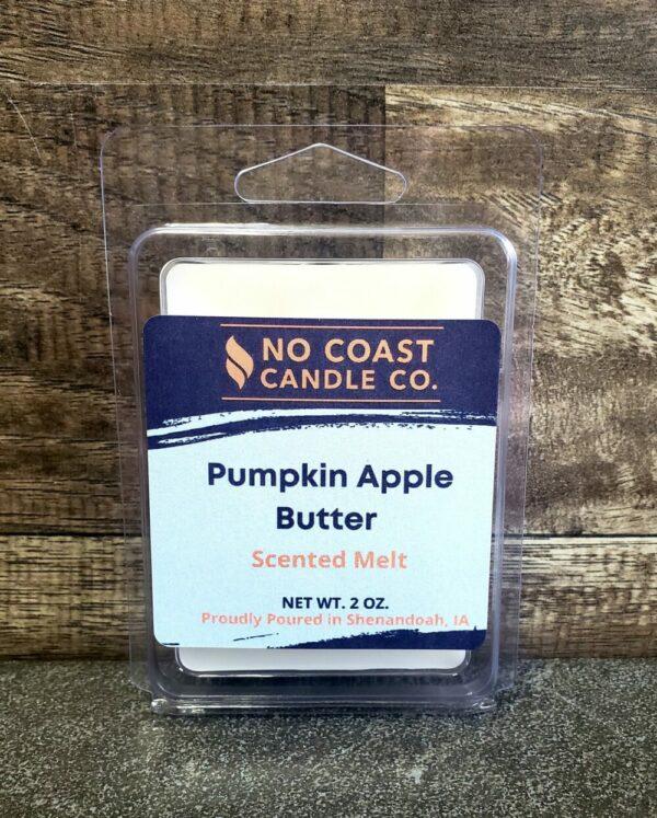 Pumpkin Apple Butter Wax Melt