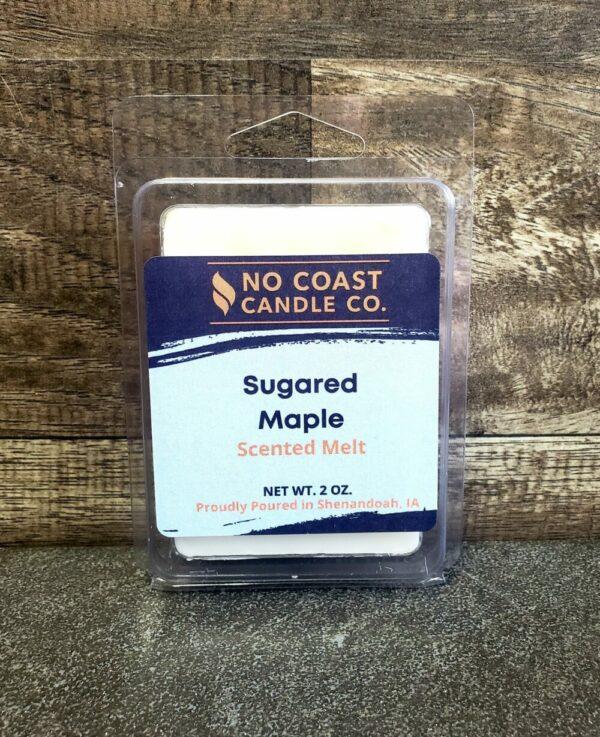 Sugared Maple Wax Melt