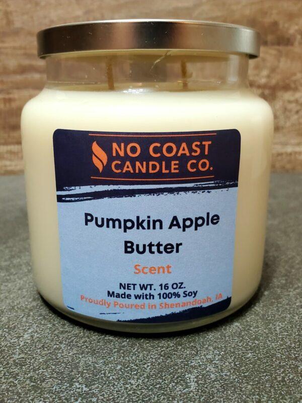 Pumpkin Apple Butter Candle