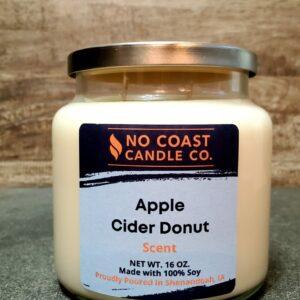 Apple Cider Donut Candle