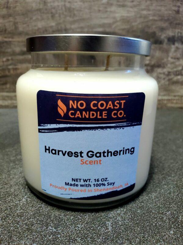 Harvest Gathering Candle
