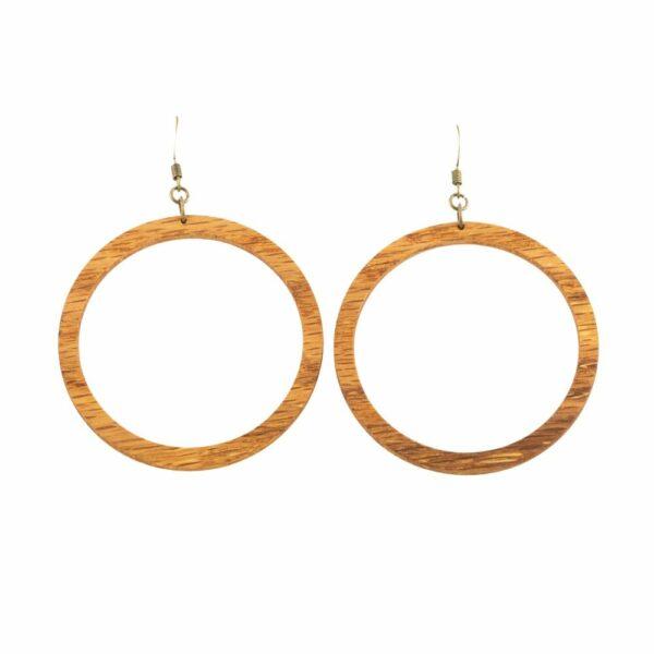 Encircle Hoop Earrings