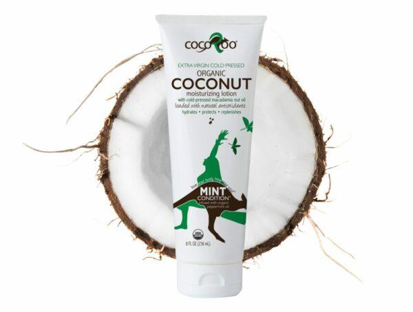 CocoRoo® Mint Condition Organic Coconut Oil Moisturizer