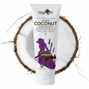 CocoRoo® Lost in Lavender Organic Coconut Oil Moisturizer