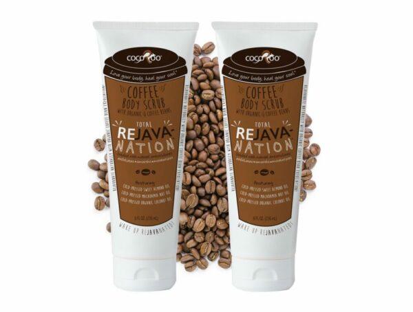 CocoRoo® Total ReJavanation™ Coffee Scrub 2-PACK