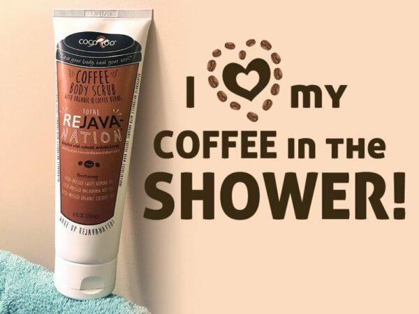 CocoRoo® Total ReJAVAnation Coffee Scrub