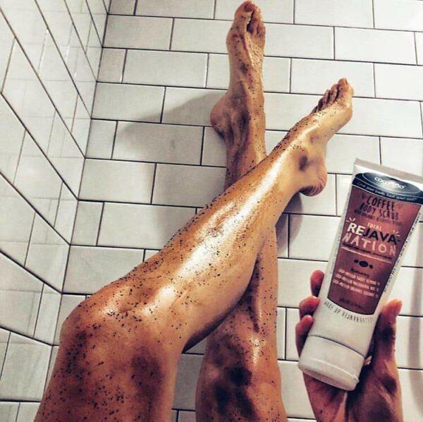 CocoRoo® Total ReJAVAnation Coffee Scrub & Lost in Lavender Coconut Oil Moisturizer