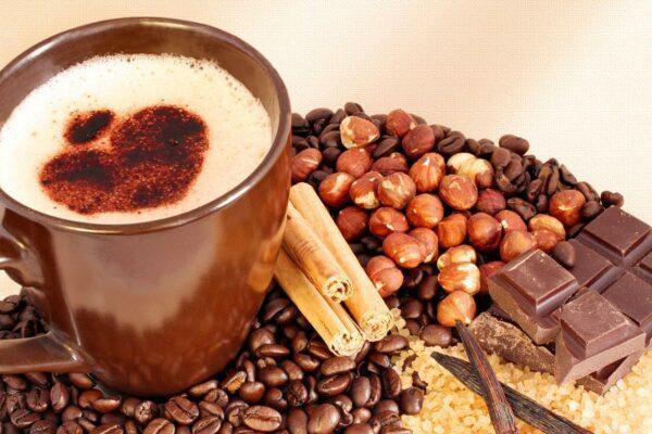 Caramel Hazelnut Creme Coffee