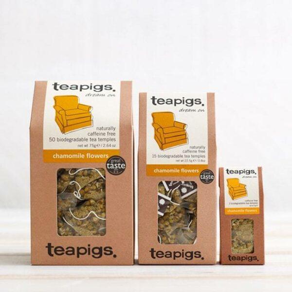 Tea Pigs – Camomile Flowers