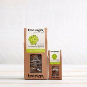 Tea Pigs – Apple & Cinnamon