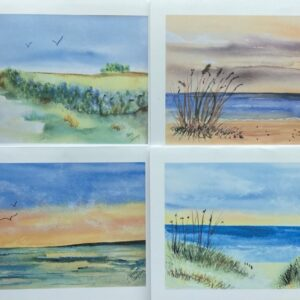 Beach Collection Note Cards