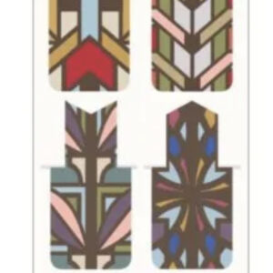 Frank Lloyd Wright Magnetic Clip Bookmarks