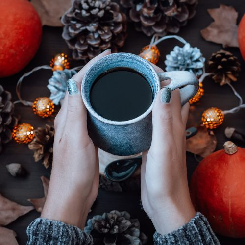 Pumpkin Creme Coffee